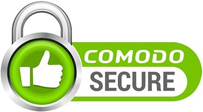 Comodo SSL badge